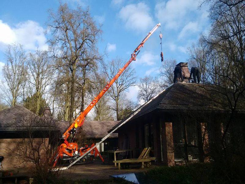 residential crane